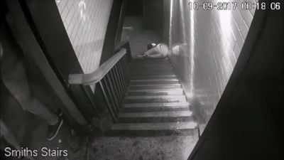 Thug jailed after pushing man down stairs in Newcastle