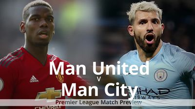 Premier League preview: Man United v Man City
