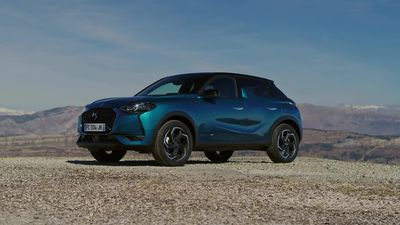 This is the all-new DS 3 Crossback