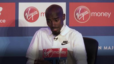 Sir Mo Farah: I've got my mojo back for London Marathon