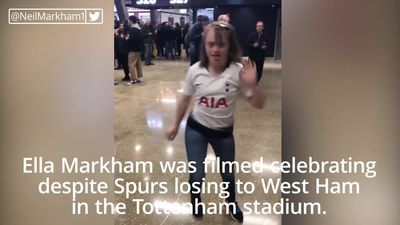 Harry Kane invites dancing girl with Down's Syndrome to be Tottenham's mascot after she was targeted