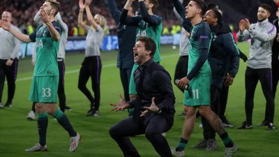 Pochettino: Players are now 'superheroes' after incredible Ajax comeback