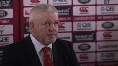 Warren Gatland to lead the Lions for a record third time