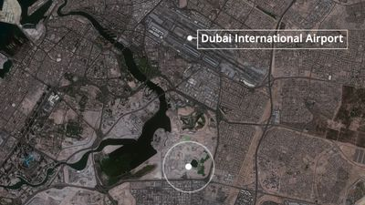 Three Britons die after light aircraft crashes in Dubai