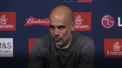 Pep Guardiola questions the need for FFP questions after Wembley win