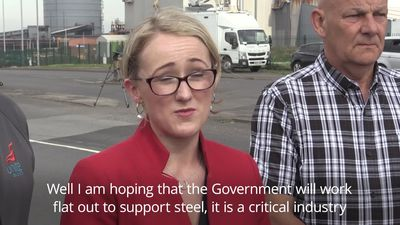 Government urged to help British Steel