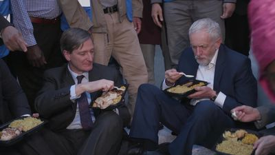 Jeremy Corbyn breaks fast with Muslims on Finsbury Park attack anniversary