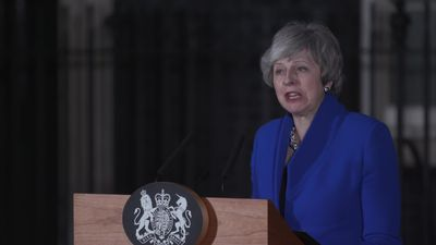Theresa May's key moments as Prime Minister