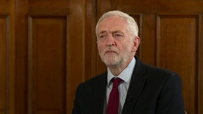 Jeremy Corbyn calls for general election
