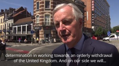Barnier: What happens now is for the UK to decide