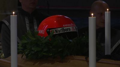 Funeral of Niki Lauda takes place in Vienna