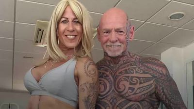 Meet the bodybuilding couple with a combined age of 114