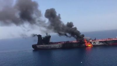 UK ready to assist over suspected attacks on tankers in Gulf of Oman
