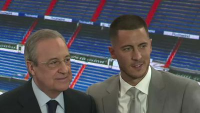 Eden Hazard: I want to win lots of trophies with Real Madrid