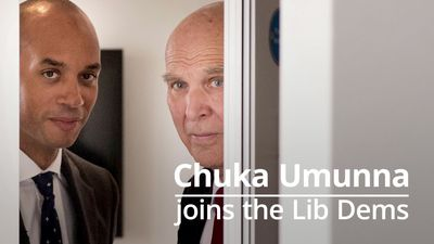 Lib Dems: Chuka Umunna plays down talk of a by-election