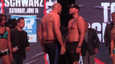 Tyson Fury v Tom Schwarz: Tale of the tape