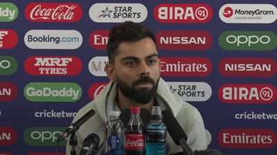Virat Kohli plays down hype ahead of India-Pakistan World Cup meeting