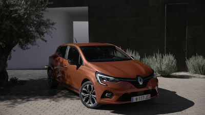 This is the new Renault Clio