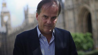 Who is suspended Tory MP Mark Field?
