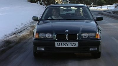 BMW 3 Series Touring through the ages