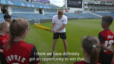Bairstow: Last three group games will be huge