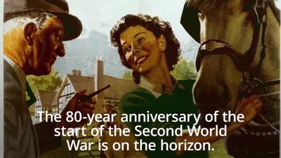 Charity celebrates anniversary of Women's Land Army