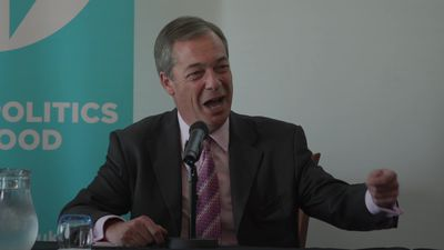 Farage calls for postal vote shake-up
