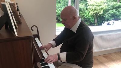 Man with dementia delights internet by remembering piece he composed decades ago