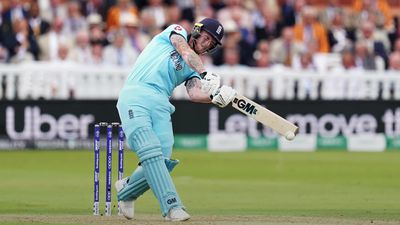 Ben Stokes: I told myself not to try and be a hero