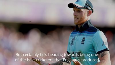 Trevor Bayliss praises England's Ben Stokes after dramatic World Cup win