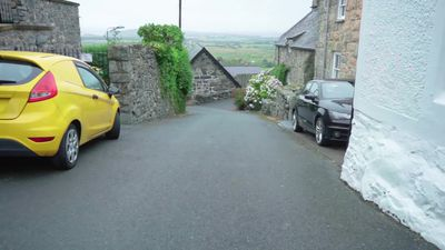 Welsh town wins title for world's steepest street