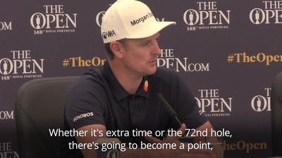 Justin Rose looks to draw inspiration from England cricketers