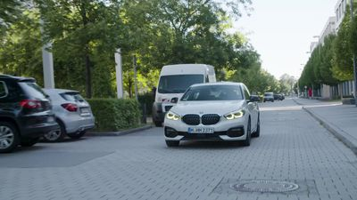 This is the new BMW 1 Series