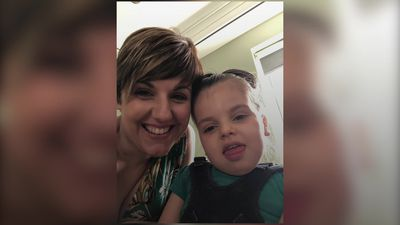 Couple launch GoFundMe for severely disabled daughter