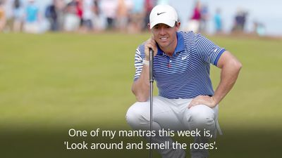 Rory McIlroy keen to shun spotlight during bid for Open glory