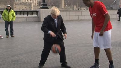 Boris Johnson's memorable moments