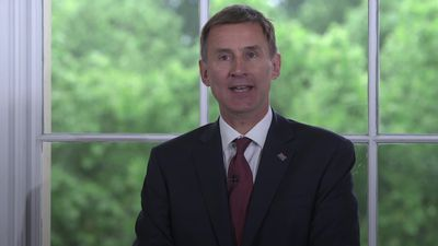 Jeremy Hunt: Tory leadership candidate in profile