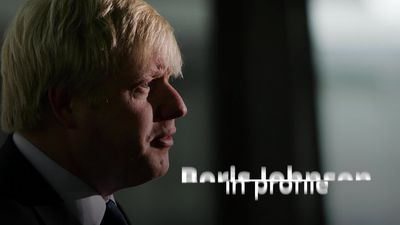 Boris Johnson in profile