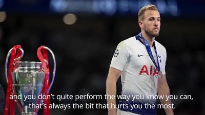 Harry Kane: Champions League was there for the taking