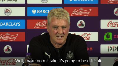 Steve Bruce: I'm not everyone's cup of tea, but I'll take Newcastle forward