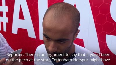 Lucas Moura on Champions League final disappointment