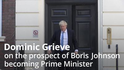 Dominic Grieve: I don't see how Boris Johnson will fix our problems