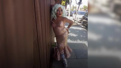 Meet the nine-year-old drag queen taking Instagram by storm