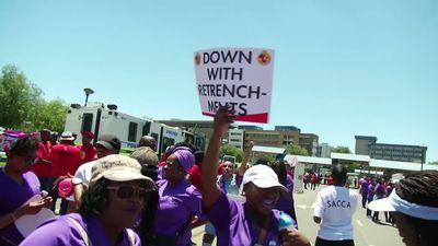 S.Africa's SAA workers start strike that could cripple airline