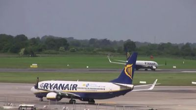 Ryanair blames Boeing MAX delays for possible job cuts