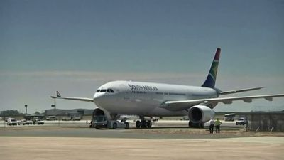 South African Airways gets $272 mln lifeline as it enters business rescue