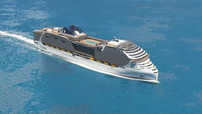 MSC and French shipyard seal cruise liner 'mega' deal