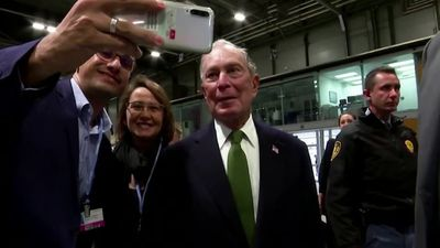 Billionaire Bloomberg says he'll sell if he wins election