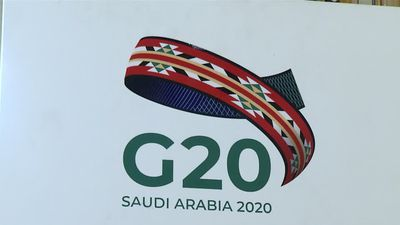 G20 finance heads wrap up meeting overshadowed by virus outbreak