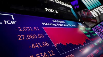 Wall Street plunges as coronavirus spreads